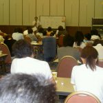Lectures held twice a year in Japan: Kanto and Kansai